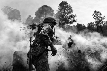 Panel Examines 'Photojournalists in the Crossfire'