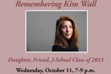 Memorial: Remembering Kim Wall
