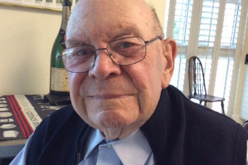 People Remembered: Wilbur G. Landrey
