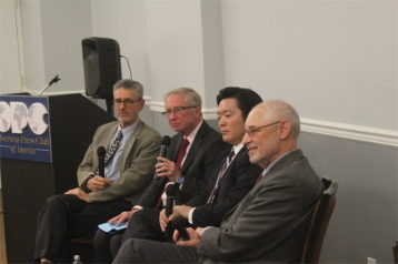 VIDEO: Panel Discusses Taiwan's Future Amid a 'New Cold War'
