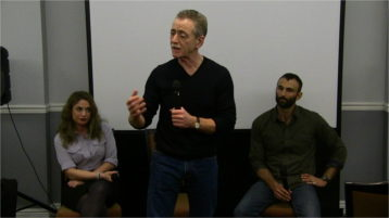 VIDEO: Panel Following 'FREELANCERS' Screening with Bill Gentile