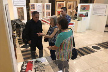Jaime FlorCruz Displays 'China Junk' in Manila Exhibit