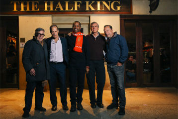 The Half King: An OPC Favorite Closes