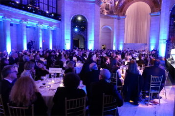 Annual Awards Dinner Honors Courageous Journalism
