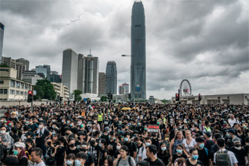 OPC Calls for Hong Kong Government to Withdraw Extradition Bill Permanently