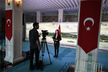 OPC Denounces Turkey's Indictment of Bloomberg Journalists