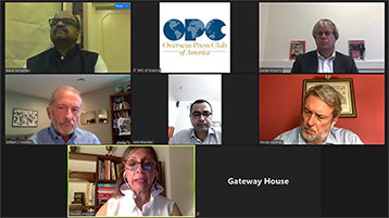 OPC and Gateway House Host Global Discussion on China Influence