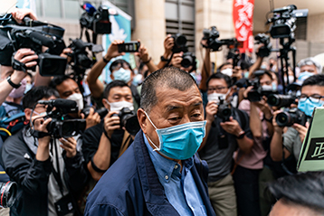 OPC Condemns Conviction of Hong Kong Publisher Jimmy Lai