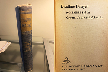 OPC Receives Trove of Club and Member History in Anonymous Book Donation