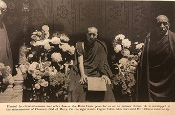 The OPC's Lowell Thomas Played an Early Role in Explaining Tibet to the World
