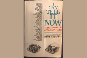 OPC Book Donation, Part V: 'I Can Tell It Now'
